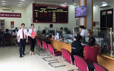Sau 1 năm đi vào hoạt động, Agribank Chi nhánh Bắc Yên Bái đã có những bước phát triển mạnh mẽ.