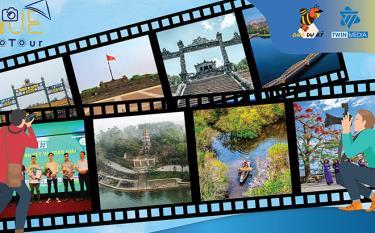 Trong ngày 10/10, ban tổ chức sẽ đưa ra 2 chủ đề, mỗi chủ đề có 3 giờ để các thí sinh săn tìm, ghi lại những bức ảnh đẹp trên địa bàn tỉnh Thừa Thiên Huế.