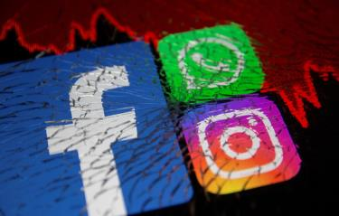 Facebook, Instagram và WhatsApp cùng gặp sự cố truy cập trên toàn cầu