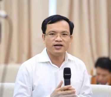 Ông Mai Văn Trinh, Cục trưởng Cục Quản lý chất lượng, Bộ GD&ĐT.