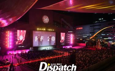 Liên hoan phim quốc tế Busan lần thứ 26 chính thức khai mạc vào tối 6/10 tại Trung tâm điện ảnh Busan, Hàn Quốc.