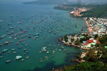 Phú Quốc được lựa chọn thí điểm đón khách quốc tế vào tháng 11 tới đây.