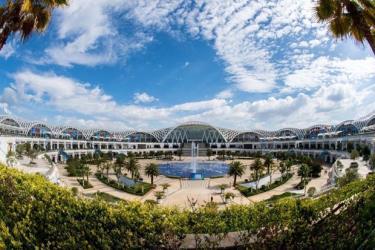 Nơi diễn ra Hội nghị lần thứ 15 các bên tham gia Công ước về Đa dạng sinh học (COP 15) tại Côn Minh, Trung Quốc.