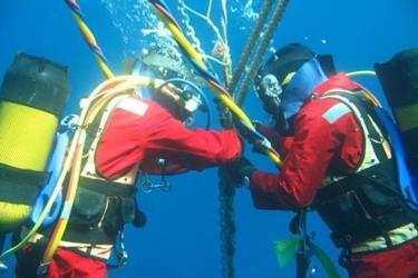 Đã khôi phục tuyến cáp quang biển quốc tế AAG. Ảnh minh họa.