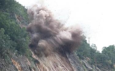 Vụ nổ khiến 2 người tử vong. Ảnh minh họa