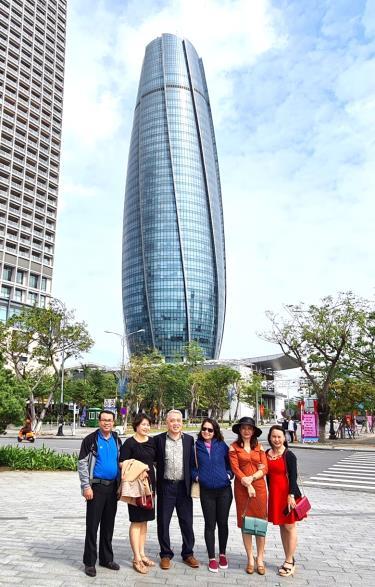 Nếu được Thủ tướng Chính phủ đồng ý, TP Đà Nẵng sẽ đón và phục vụ du khách quốc tế từ tháng 11/2021. (Ảnh chụp tháng 2/2021)