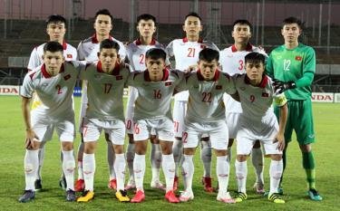 U23 Việt Nam thắng đậm U23 Kyrgyzstan