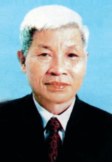 Đồng chí Đinh Đăng Lâm