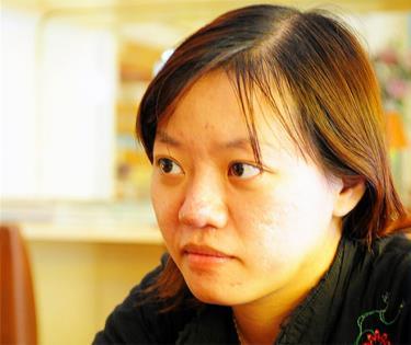 Bị can Phạm Thị Đoan Trang