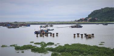 Bến K15 - nơi xuất phát của đoàn tàu huyền thoại Không số, khởi đầu của con đường Hồ Chí Minh trên biển