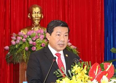 Thủ tướng quyết định thi hành kỷ luật bằng hình thức xóa tư cách nguyên Chủ tịch UBND tỉnh Bình Dương nhiệm kỳ 2016-2021 đối với ông Trần Thanh Liêm.