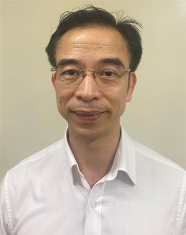 Bị can Nguyễn Quang Tuấn.