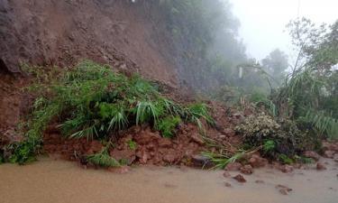 Mưa rét trên diện rộng, gây nguy cơ sạt lở, lũ quét tại nhiều nơi ở Lai Châu