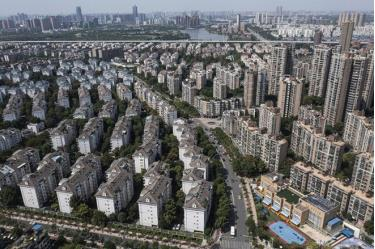 Trung Quốc sẽ thí điểm đánh thuế bất động sản.