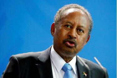 Thủ tướng Sudan Abdallah Hamdok
