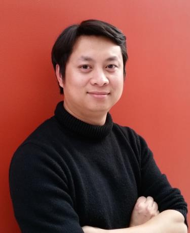 Hình ảnh của Phó Giáo sư Nguyễn Thành Vinh trên website của Đại học New South Wales.