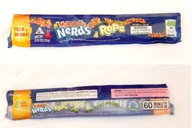 Gói kẹo không rõ nguồn gốc khiến 13 học sinh bị ngộ độc sau khi ăn.