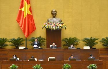 Phó Chủ tịch Thường trực Quốc hội Trần Thanh Mẫn sẽ điều hành nội dung làm việc trong ngày 28/10.
