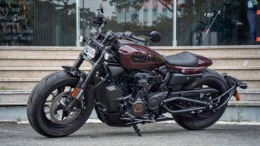 Harley-Davidson Sportster S chuẩn bị được mở bán chính thức tại Việt Nam.