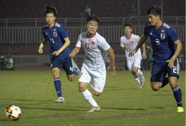 Việt Nam và Nhật Bản cùng giành vé dự vòng chung kết U19 châu Á.