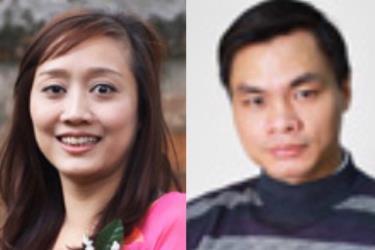 Hai ứng viên trẻ nhất được Hội đồng Giáo sư Nhà nước công nhận đạt chuẩn chức danh giáo sư năm 2019.
