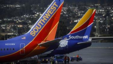 Hãng hàng không Southwest Airlines hiện đang đình chỉ hoạt động dòng máy bay 737 MAX.