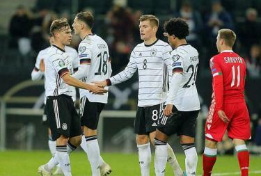 Vùi dập Belarus, Đức chính thức giành vé dự VCK EURO 2020