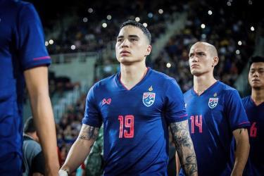 Tristan Do vẫn có tên trong danh sách 23 cầu thủ ĐT Thái Lan tham dự trận đấu với ĐT Việt Nam.