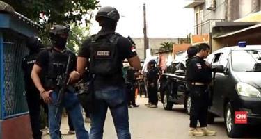 Lực lượng đặc nhiệm chống khủng bố Densus 88 của Indonesia.