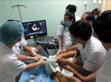 Bệnh viện Đa khoa tỉnh đã áp dụng nhiều dịch vụ kỹ thuật điều trị mới, khó vào chẩn đoán và điều trị cho bệnh nhân.