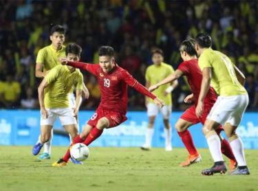 ĐT Việt Nam cần 1 ít nhất 1 điểm trước Thái Lan trên sân nhà Mỹ Đình