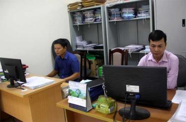 Sau sắp xếp bộ máy và tinh giản biên chế, đội ngũ cán bộ, công chức, viên chức ngành Nông nghiệp và Phát triển nông thôn ổn định tư tưởng, yên tâm công tác.