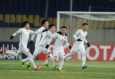 Đội tuyển U23 Việt Nam đã từng làm nên lịch sử khi giành ngôi Á quân tại VCK U23 châu Á 2018.