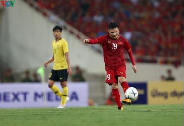 Quang Hải được đề cử vào danh sách 40 cầu thủ hay nhất thế giới.
