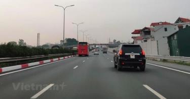 Dự án đường cao tốc Bắc-Nam đang thu hút được nhiều nhà đầu tư nội tham gia sơ tuyển.