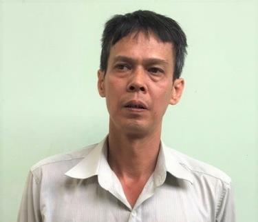 Phạm Chí Dũng tại cơ quan điều tra.