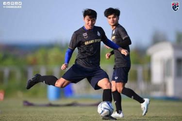 Hậu vệ Peerawat Akkatam được bổ sung cho U22 Thái Lan tại SEA Games 30 dù đã hết hạn đăng ký bổ sung.