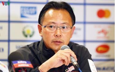 HLV Ong Kim Swee đánh giá cao các đối thủ ở bảng A.