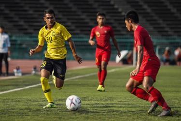 U22 Malaysia gặp quá nhiều khó khăn trước U22 Myanmar