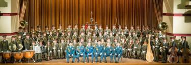 80 nghệ sĩ của dàn nhạc Lực lượng Vệ binh Quốc gia Liên bang Nga sẽ biểu diễn tại Việt Nam.