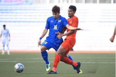 Thất bại trước Indonesia, U22 Thái Lan sẽ gặp rất nhiều khó khăn ở bảng B tại SEA Games 30