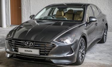 Sonata thế hệ mới bán ra tại Malaysia với mức giá ưu đãi nhờ chính sách giảm thuế.