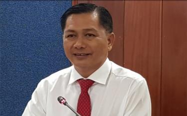 Ông Trần Văn Lâu được bầu làm Chủ tịch UBND tỉnh Sóc Trăng.