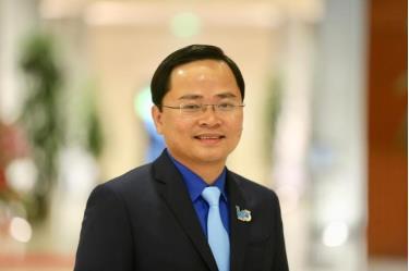 Anh Nguyễn Anh Tuấn được bầu làm Bí thư thứ nhất Trung ương Đoàn.