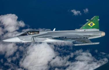 Loại tên lửa tầm xa này sẽ được trang bị cho máy bay Gripen của không quân Brazil.