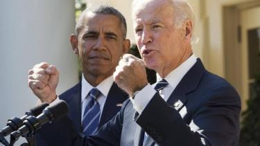 Ông Joe Biden từng là cựu Phó tổng thống trong chính quyền Obama.