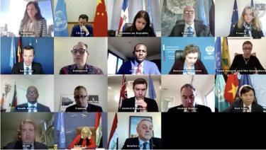 Hội đồng Bảo an LHQ thảo luận về tình hình tại Iraq và UNAMI