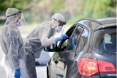 Nhiều nước châu Âu tăng cường các biện pháp kiểm soát nhằm ngăn chặn dịch Covid-19 tiếp tục lây lan.