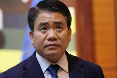 Ông Nguyễn Đức Chung bị truy tố