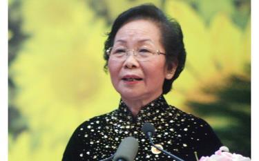 GS.TS Nguyễn Thị Doan - Chủ tịch Hội Khuyến học Việt Nam cho biết, mọi công tác đã sẵn sàng cho Đại hội biểu dương các mô hình học tập tiêu biểu toàn quốc sẽ diễn ra vào ngày 1/12 tới đây.
